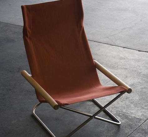 Ny Chair By Takeshi Nii