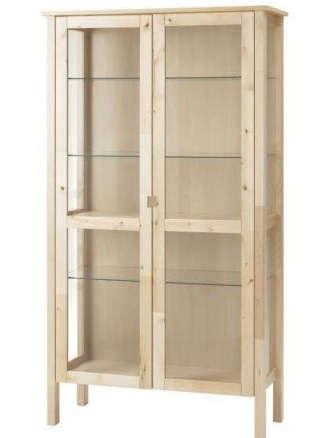 Norden Glass Door Cabinet