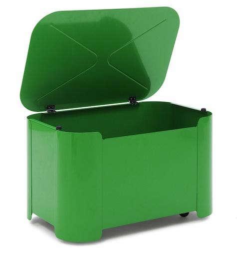 Tortoise Toy Box