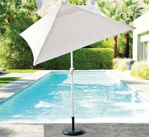 Square 4 Panel Umbrella