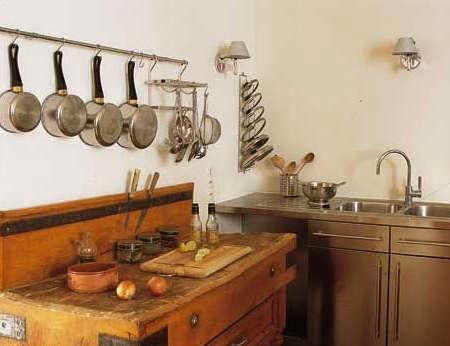 Kitchen: European Rustic Roundup