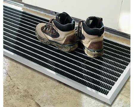 Aluminum Scraper Doormat