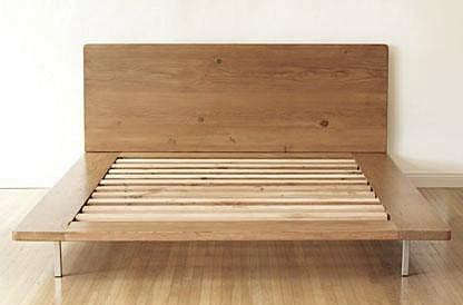 pretty nice a0d8d bd28e Muir Platform Bed In Natural