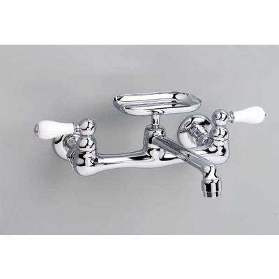 10 Easy Pieces Traditional Wall Mounted Faucets Remodelista