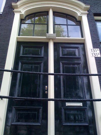 Palette Paints High Gloss Dutch Doors