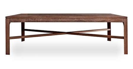 Above: The Soigné Atlantico 010 Coffee Table By De La Espada Is $1,095 At  Bluehouse.