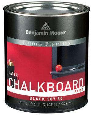 Benjamin moore chalkboard paint for Benjamin moore virtual paint
