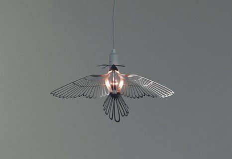 Bird pendant light aloadofball Gallery