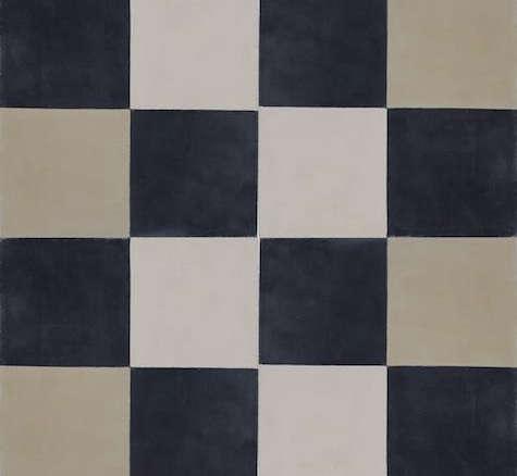 Handcrafted Encaustic Cement Floor Tile