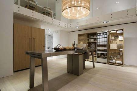 Merveilleux Kitchen: Bulthaup B2 Workshop