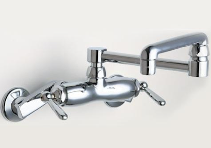 Chicago Wall-Mount Kitchen Faucet