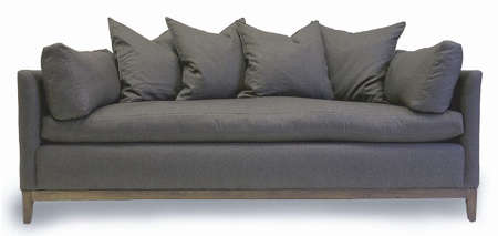Below: The 85 Inch Wide Lancer Sofa Starts At $4,777 At Eco Terric.