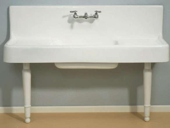Good Clarion Farmhouse Drainboard Sink U2013 On Legs