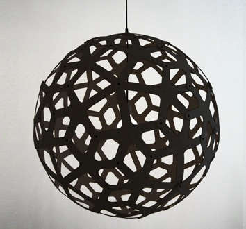 Black coral pendant lamp mozeypictures Image collections