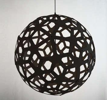 Lighting black coral pendant lamp remodelista lighting black coral pendant lamp mozeypictures Images