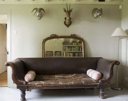 Furniture: Anthropologie Cotswold Sofa