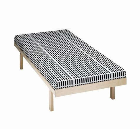 Alvar aalto 710 daybed for Chaise alvar aalto