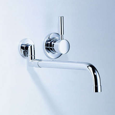 Dornbracht Meta.02 Wall Mounted Kitchen Mixer