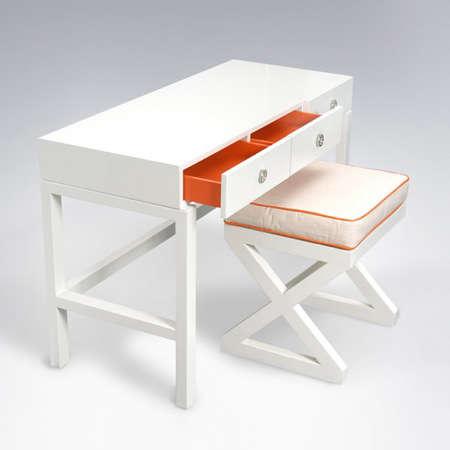 Children S Rooms High Low Slim Line Desk