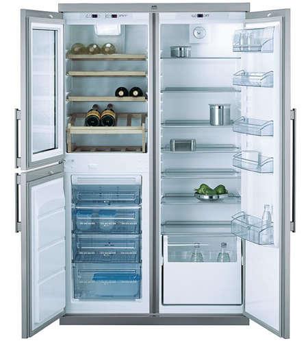 appliances electrolux aeg santo refrigerator remodelista. Black Bedroom Furniture Sets. Home Design Ideas