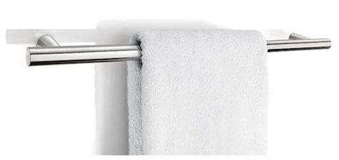 10 Easy Pieces: Modern Towel Bars - Remodelista