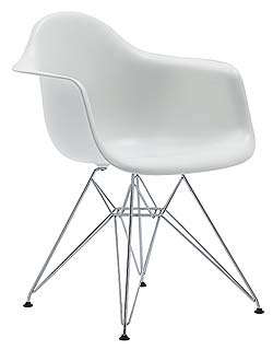 Molded Plastic Chair Eames Eames Molded Plastic Side Chair With