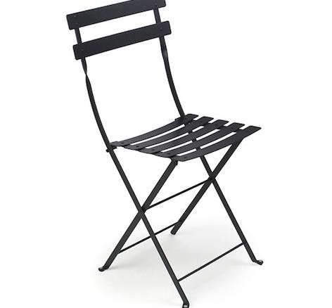 french bistro folding chair rattan chairs uk for sale outdoor
