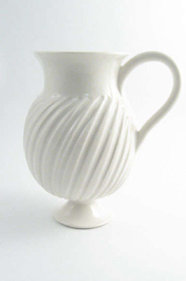 & Frances Palmer Pottery Water Pitcher