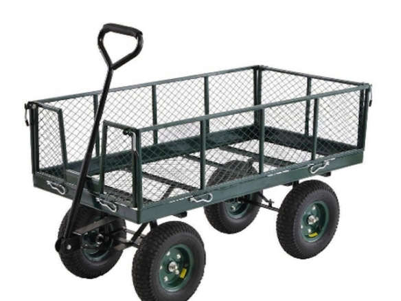 Jumbo Crate Wagon
