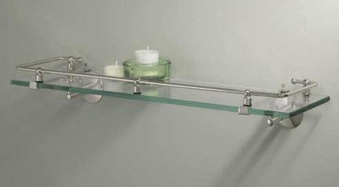 Bathroom Vanity Shelf