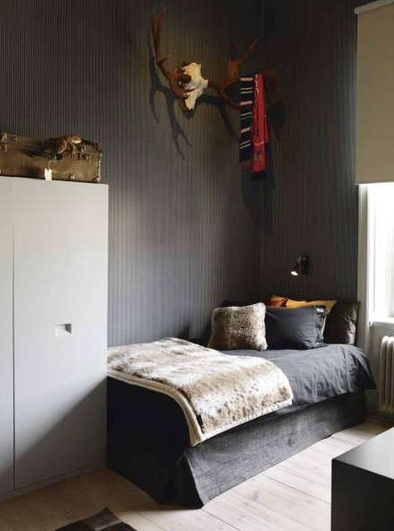 Children's Rooms: Grown-Up Boys' Spaces - Remodelista