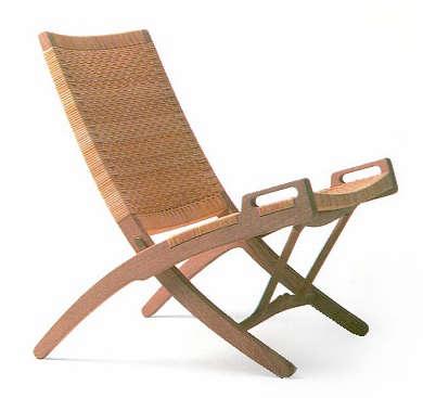 Hans Wegner Folding Pp 512 Chair