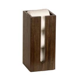 Dark Oak Mezza Roll Holder Box