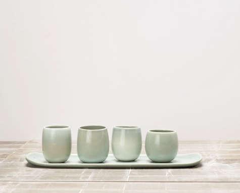 Tabletop: Dosa at Heath Ceramics - Remodelista
