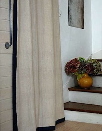 Hemp Curtains