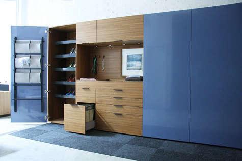 Storage Henrybuilt Wardrobes Remodelista