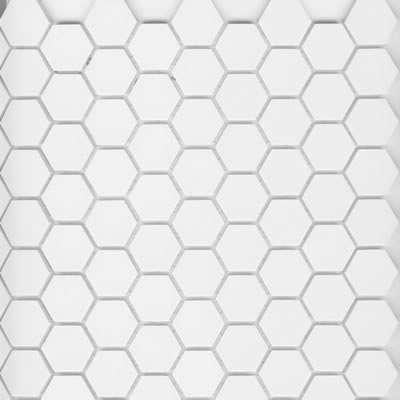 Tile Amp Countertop Basic Black Mosaic Tiles Remodelista