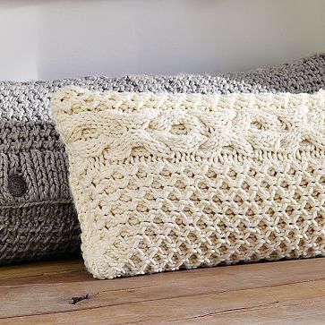 Lutz Amp Patmos Honeycomb Pillow Cover