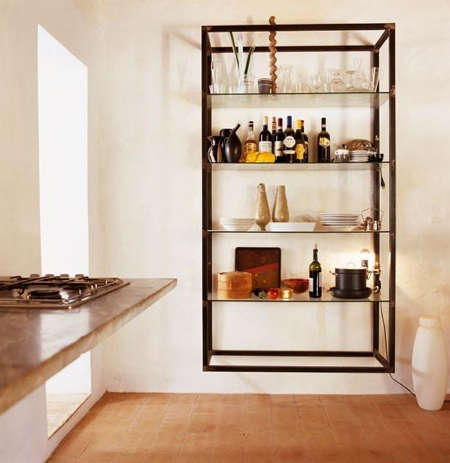 Storage: Wall Mounted Shelving Units