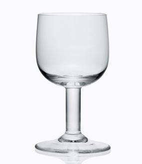 Alessi Glass Family Goblet