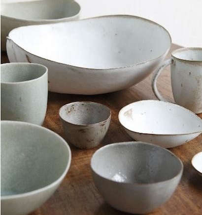 Featherweight Potteries