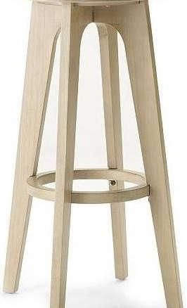 Amazing Klismos Bar Stool Inzonedesignstudio Interior Chair Design Inzonedesignstudiocom