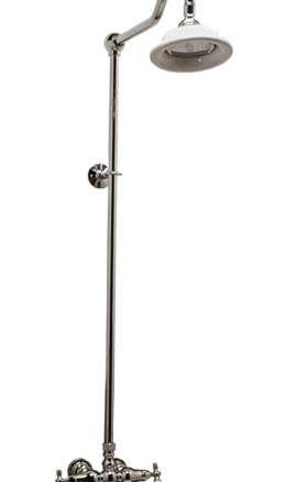 Lovely Exposed Shower Set By Randolph Morris