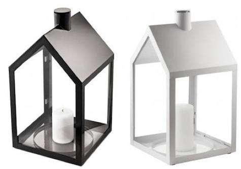 LightHouse Lantern Black