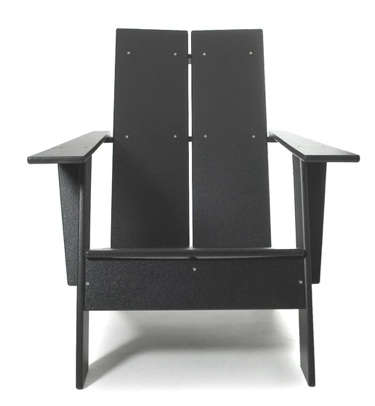 Below: Emmet Chair By Loll; Made From 100 Percent Post Industrial Recycled  Plastic; $349 At Room And Board.