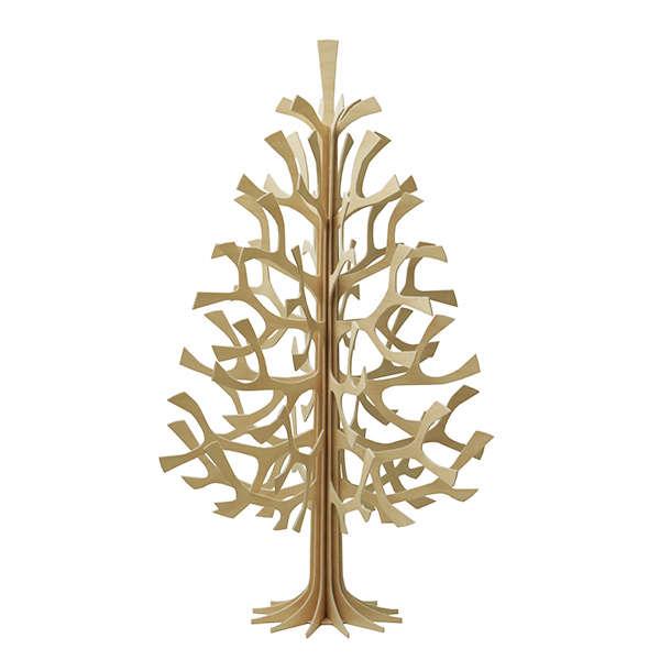 Lovi birch wood christmas tree