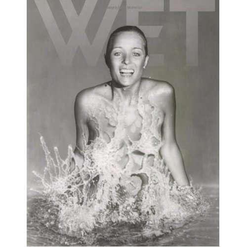 making wet the magazine of gourmet bathing