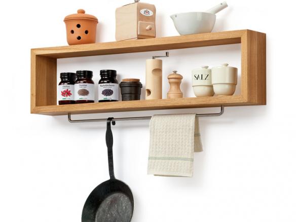 Perfect Oak Wood Shelf