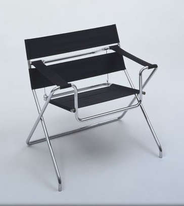 marcel breuer folding chair