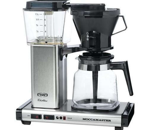 Appliances Moccamaster Coffee Maker By Technivorm